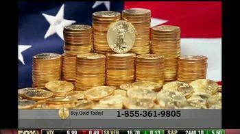 U.S. Money Reserve Gold American Eagle TV Spot, 'Gold Rush' - Thumbnail 6