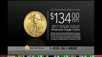 U.S. Money Reserve Gold American Eagle TV Spot, \'Gold Rush\'