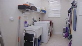 The Home Depot TV Spot, 'Ion Television: Laundry Room Makeover' - Thumbnail 7