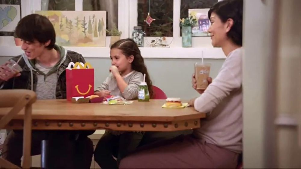 McDonald's Happy Meal TV Commercial, 'Smiles and Fun'