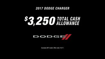 2017 Dodge Charger TV Spot, 'Brotherhood: Monsters: Bond' Feat. Vin Diesel [T2] - Thumbnail 8