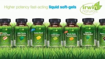 Irwin Naturals Liquid Soft-Gels for Women TV Spot, 'Feel Amazing Today' - Thumbnail 4