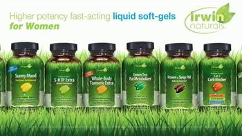 Irwin Naturals Liquid Soft-Gels for Women TV Spot, 'Feel Amazing Today' - Thumbnail 6