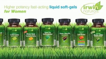 Irwin Naturals Liquid Soft-Gels for Women TV Spot, 'Feel Amazing Today' - Thumbnail 7