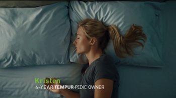 Tempur-Pedic TV Spot, 'Stay out Front' Featuring Kristen Hetzel - Thumbnail 3
