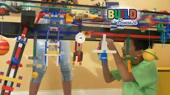 Build Bonanza TV Spot, 'Universal Peg System'