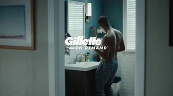 Gillette On Demand TV Spot, 'La forma de ordenar las cuchillas' [Spanish] - 689 commercial airings