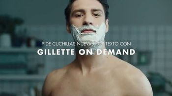Gillette On Demand TV Spot, 'La forma de ordenar las cuchillas' [Spanish] - Thumbnail 9