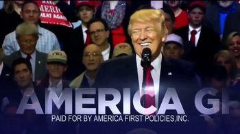 America First Policies TV Spot, 'Shaken' - Thumbnail 10