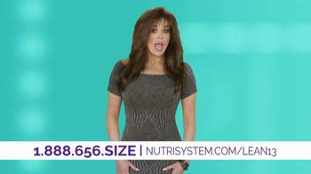 Nutrisystem Lean13 TV Spot, 'From Here to Here' Featuring Marie Osmond - Thumbnail 1