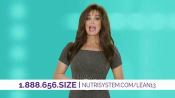 Nutrisystem Lean13 TV Spot, 'From Here to Here' Featuring Marie Osmond - Thumbnail 2
