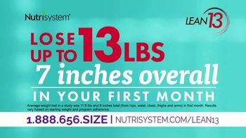Nutrisystem Lean13 TV Spot, 'From Here to Here' Featuring Marie Osmond - Thumbnail 3