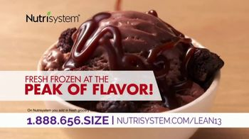 Nutrisystem Lean13 TV Spot, 'From Here to Here' Featuring Marie Osmond - Thumbnail 5