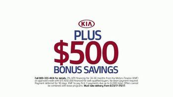 Kia Summer's On Us Sales Event TV Spot, '4th of July Savings' - Thumbnail 9