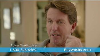Wax-Rx Ear Wash System TV Spot, 'Solution for Ear Wax' - Thumbnail 3