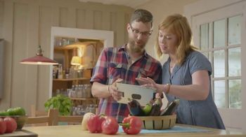 Sherwin-Williams ColorSnap TV Spot, 'Inspired by Food'