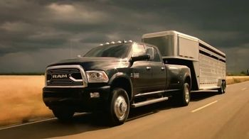 Ram Trucks 3500 TV Spot, 'Truck People: Rodeo' [T1] - 170 commercial airings