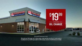 Firestone Complete Auto Care TV Spot, 'Maintenance Repairs Tires'