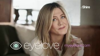 Eyelove TV Spot, 'Beautiful Things' Featuring Jennifer Aniston - Thumbnail 3