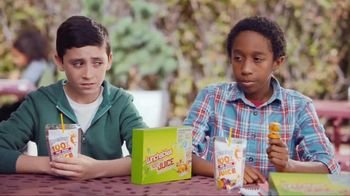 Lunchables With 100% Juice TV Spot, 'Lemonade Stand' - Thumbnail 9