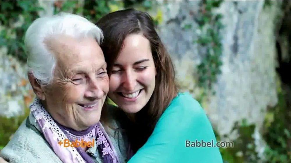 Babbel TV Commercial, 'Remembering'