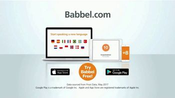 Babbel TV Spot, 'Remembering' - Thumbnail 7