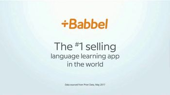 Babbel TV Spot, 'Remembering' - Thumbnail 2