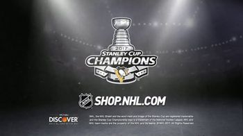 NHL Shop TV Spot, '2017 Stanley Cup Champions Gear' - Thumbnail 7