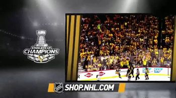 NHL Shop TV Spot, '2017 Stanley Cup Champions Gear' - Thumbnail 1