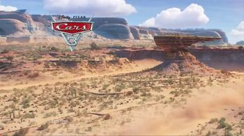 Disney Pixar Cars 3 Willy's Butte Transforming Track Set TV Spot, 'Loop' - Thumbnail 1