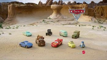 Disney Pixar Cars 3 Willy's Butte Transforming Track Set TV Spot, 'Loop' - Thumbnail 7