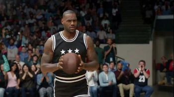 Intel TV Spot, 'Outdated Equipment: Data' Feat. LeBron James, Jim Parsons - Thumbnail 3