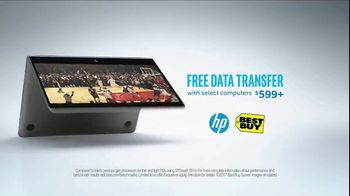 Intel TV Spot, 'Outdated Equipment: Data' Feat. LeBron James, Jim Parsons - Thumbnail 9