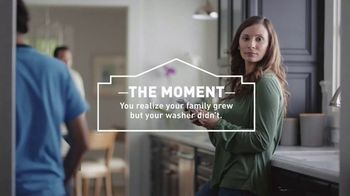 Lowe's Go Fourth Holiday Savings Event TV Spot, 'Growing Family' - 328 commercial airings