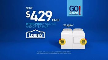 Lowe's Go Fourth Holiday Savings Event TV Spot, 'Growing Family' - Thumbnail 6