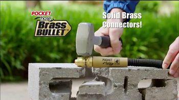 Pocket Hose Brass Bullet TV Spot, 'Super Hose' Featuring Richard Karn - Thumbnail 5