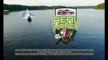 Skeeter Boats TV Spot, 'Eat, Sleep and Fish: Real Money' - Thumbnail 7