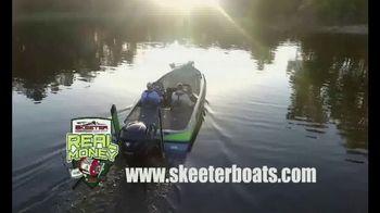 Skeeter Boats TV Spot, 'Eat, Sleep and Fish: Real Money' - Thumbnail 8