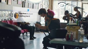 Twitter TV Spot, 'Music Is Happening' Feat. Chance the Rapper, David Crosby - Thumbnail 4