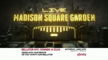 XFINITY On Demand TV Spot, 'Bellator NYC: Sonnen vs. Silva' - Thumbnail 1