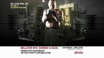 XFINITY On Demand TV Spot, 'Bellator NYC: Sonnen vs. Silva' - Thumbnail 2