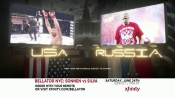 XFINITY On Demand TV Spot, 'Bellator NYC: Sonnen vs. Silva' - Thumbnail 3