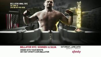 XFINITY On Demand TV Spot, 'Bellator NYC: Sonnen vs. Silva' - Thumbnail 4