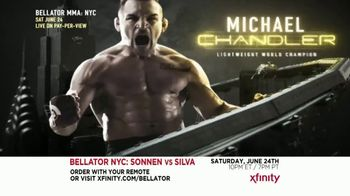 XFINITY On Demand TV Spot, 'Bellator NYC: Sonnen vs. Silva' - Thumbnail 5