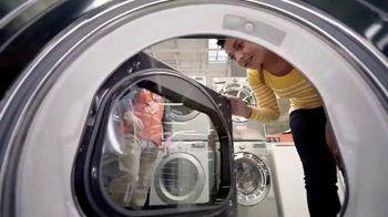 The Home Depot Red, White & Blue Savings TV Spot, 'Laundry Upgrade: LG' - Thumbnail 3