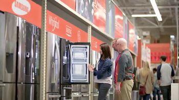 The Home Depot Red, White & Blue Savings TV Spot, 'Laundry Upgrade: LG' - Thumbnail 4