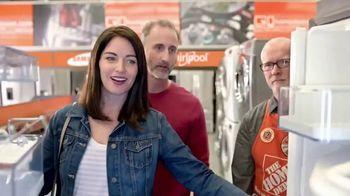 The Home Depot Red, White & Blue Savings TV Spot, 'Laundry Upgrade: LG' - Thumbnail 5