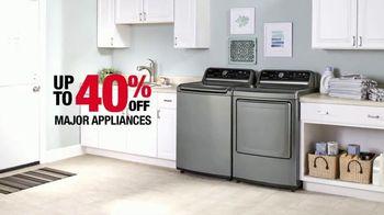 The Home Depot Red, White & Blue Savings TV Spot, 'Laundry Upgrade: LG' - Thumbnail 8