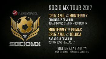2017 Socio Mx Tour TV Spot, 'Cruz Azul vs Monterrey' [Spanish] - Thumbnail 10