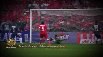 2017 Socio Mx Tour TV Spot, 'Cruz Azul vs Monterrey' [Spanish] - Thumbnail 4